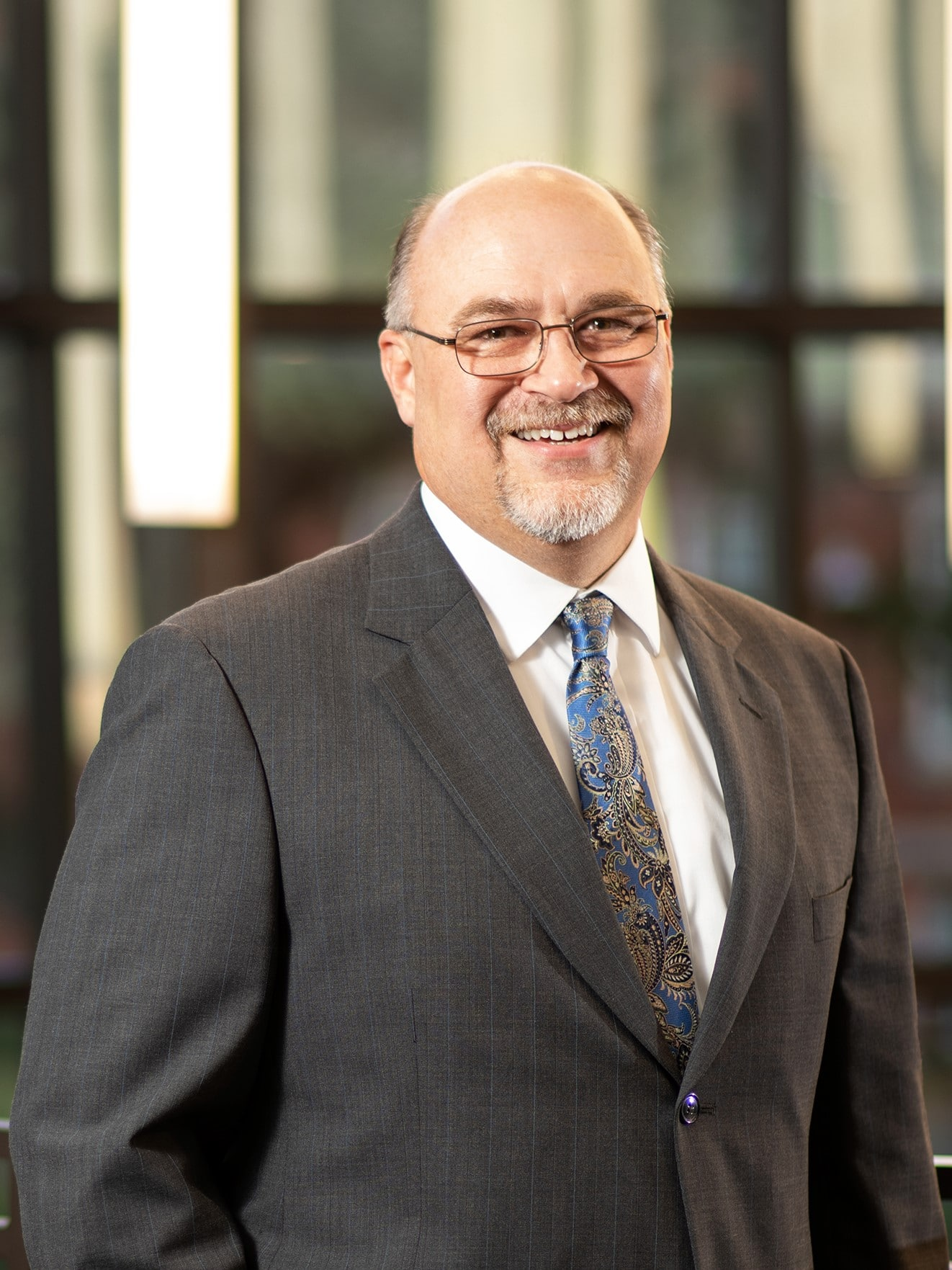Stan Byers, Foresight Vice President of Operations and Preconstruction Director